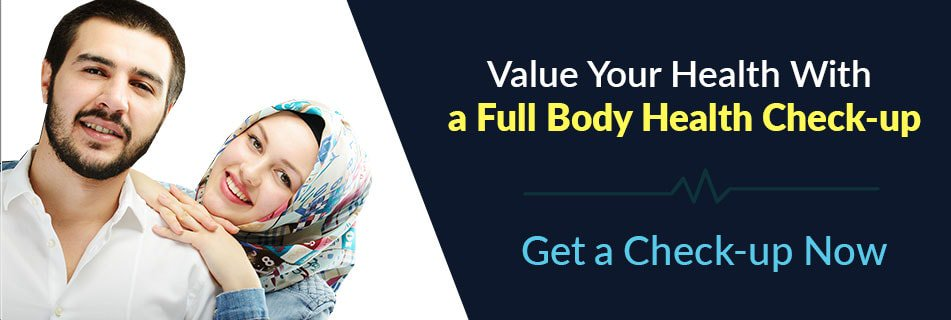 special offer on full body checkup