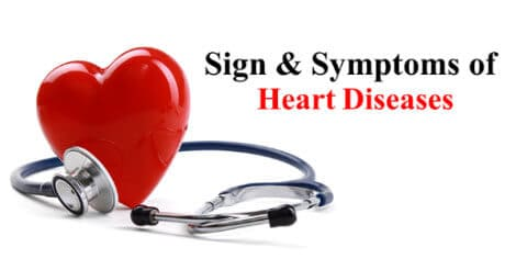Heart Diseases Sign and Symptoms